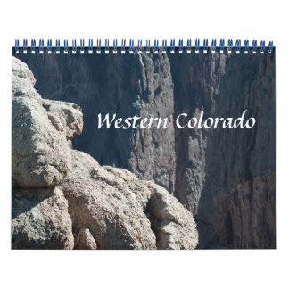 Western Colorado Photo Calendar