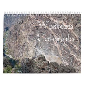 Western Colorado Photo Calendar