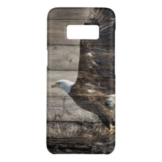 Western Country Patriotic USA American Bald Eagle Case-Mate Samsung Galaxy S8 Case
