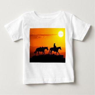 Western cowboy-Cowboy-texas-western-country Baby T-Shirt