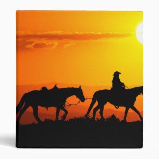 Western cowboy-Cowboy-texas-western-country Binder