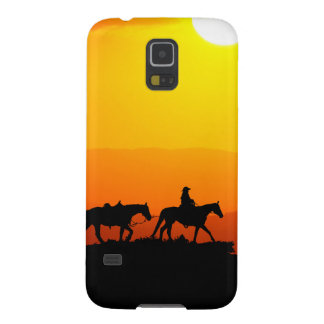 Western cowboy-Cowboy-texas-western-country Galaxy S5 Case