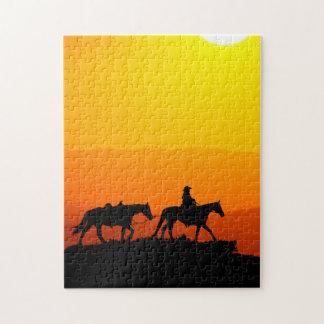 Western cowboy-Cowboy-texas-western-country Jigsaw Puzzle