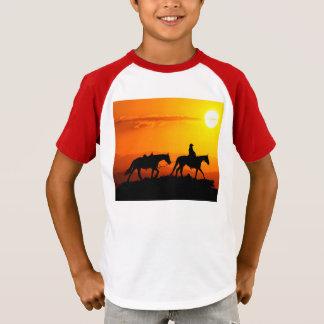 Western cowboy-Cowboy-texas-western-country T-Shirt