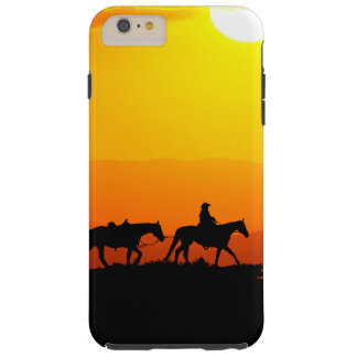 Western cowboy-Cowboy-texas-western-country Tough iPhone 6 Plus Case