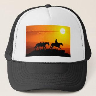 Western cowboy-Cowboy-texas-western-country Trucker Hat