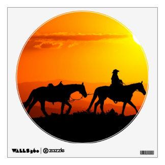 Western cowboy-Cowboy-texas-western-country Wall Decal