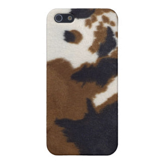 Western Cowhide Print Speck® Case iPhone 4 iPhone 5 Cover