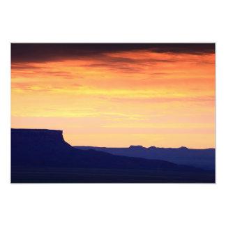 Western Dawn Art Photo