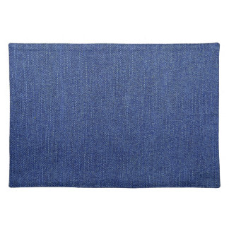 Western Denim Dinnerware placemats