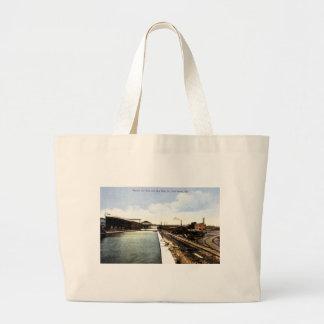Western Dry Dock and Shipbuilding Company Jumbo Tote Bag