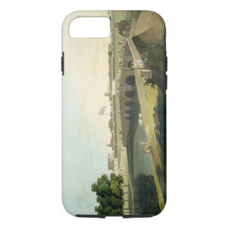 Western Entrance of Fort St. George, Madras, plate iPhone 7 Case