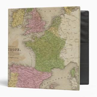 Western Europe Vinyl Binder
