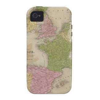 Western Europe Vibe iPhone 4 Case