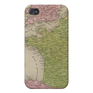 Western Europe Case For iPhone 4
