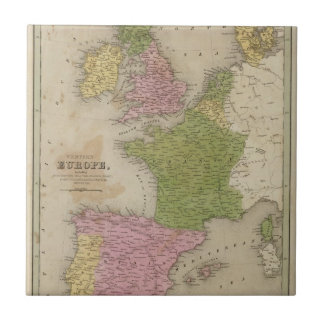 Western Europe Ceramic Tiles