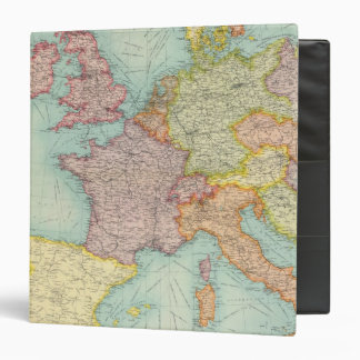 Western Europe communications Binder