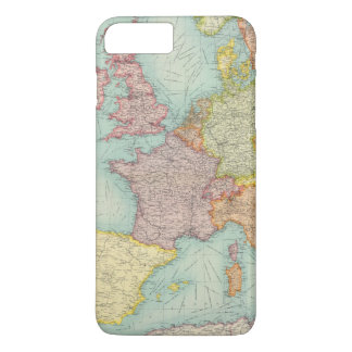 Western Europe communications iPhone 7 Plus Case