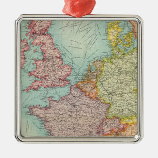 Western Europe communications Christmas Ornament