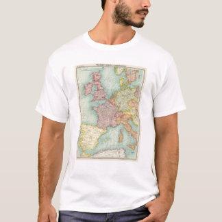 Western Europe communications T-Shirt