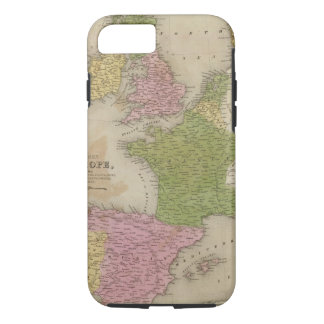 Western Europe iPhone 7 Case