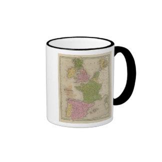 Western Europe Mug