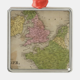 Western Europe Ornament