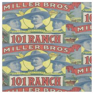 Western Fabric Miller Bros 101 Ranch