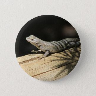 Western Fence Lizard Button