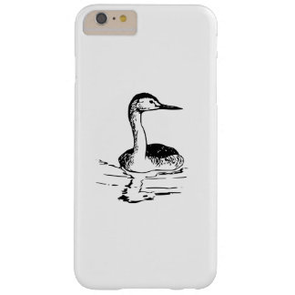 Western Grebe Barely There iPhone 6 Plus Case