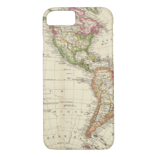 Western Hemisphere 13 iPhone 7 Case