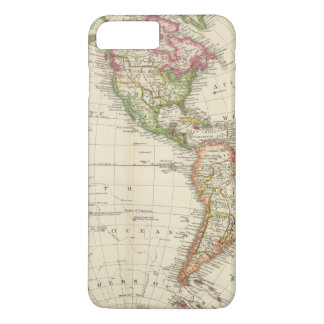 Western Hemisphere 13 iPhone 7 Plus Case