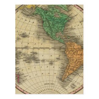 Western Hemisphere 16 Postcard