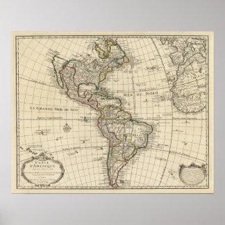 Western Hemisphere 2 Poster