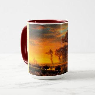 Western Kansas Combo Mug