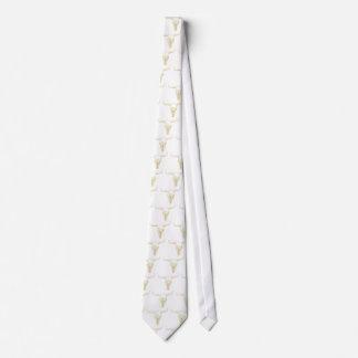 Western Longhorn Neck Tie