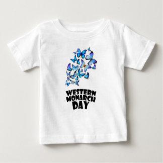 Western Monarch Day - Appreciation Day Baby T-Shirt