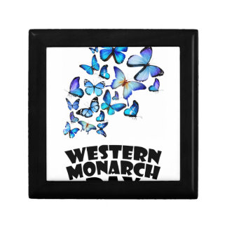 Western Monarch Day - Appreciation Day Gift Box
