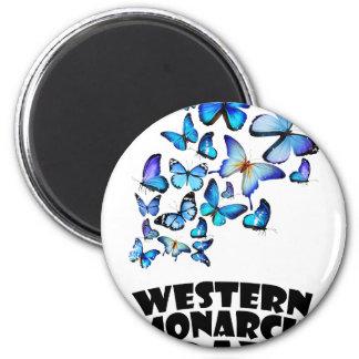 Western Monarch Day - Appreciation Day Magnet