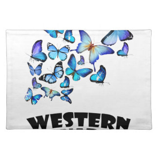Western Monarch Day - Appreciation Day Placemat