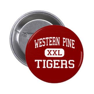 Western Pine - Tigers - West Palm Beach Pins