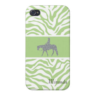Western Pleasure Bling/iPhone 4 Case iPhone 4/4S Case