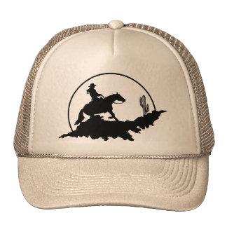 Western Riding 1 Trucker Hat