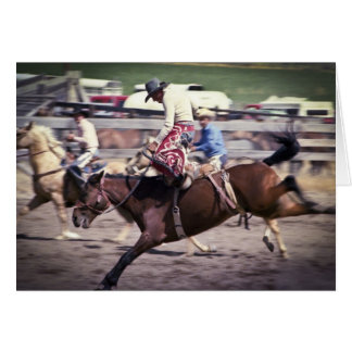 Western Rodeo #1 Card