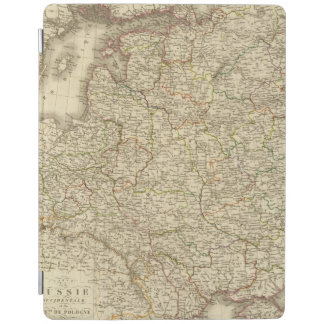 Western Russia, Poland iPad Cover