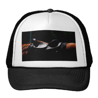 Western Saddle Trucker Hat