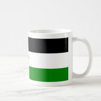 Western Sahara Flag Coffee Mug