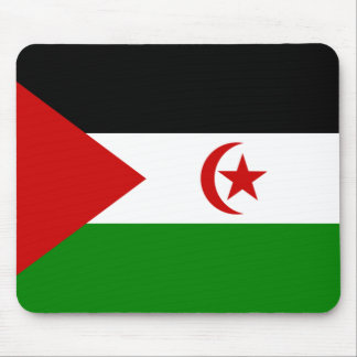 western sahara mouse pad