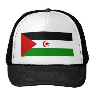 western sahara trucker hat