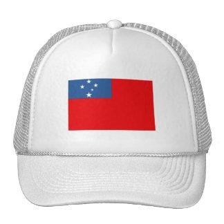 Western Samoa Flag Trucker Hat